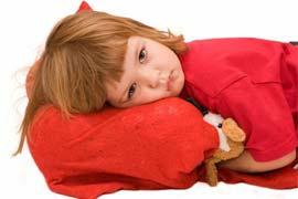 Симптомы болезни у детей