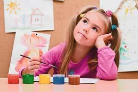 Развитие правого полушария в детском возрасте