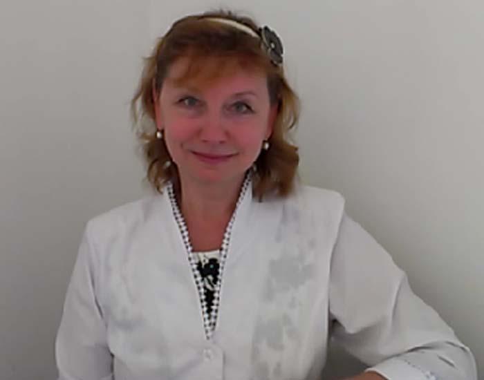 Рыжкина Нина Александровна