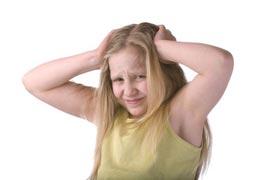 Почему у детей болит голова?