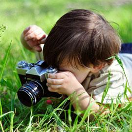 Дети, как они есть. Секреты фотосъемки.